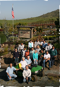 The Valley View Nursery Family